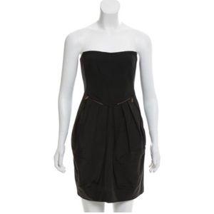 See by Chloe Black Cocktail Dress